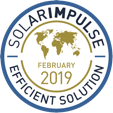 logo solar impulse label